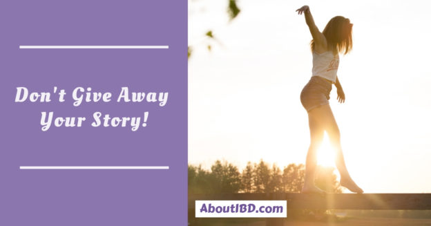 Consider These Points Before Sharing Your Story
