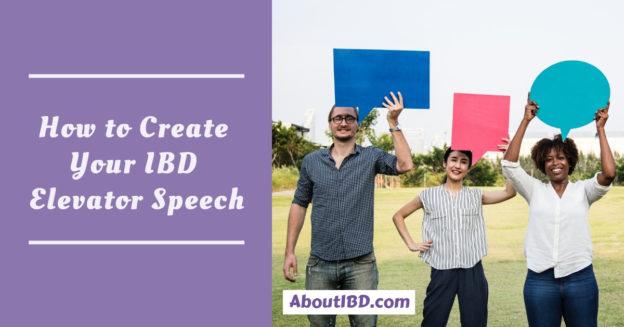 Creating Your IBD Elevator Speech