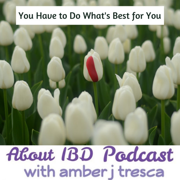Episode 41 - You Have to Do What's Best for You