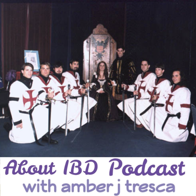 About IBD Podcast 8 – Michael Tresca, Amber's Husband