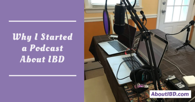About IBD - Why I Started Podcasting