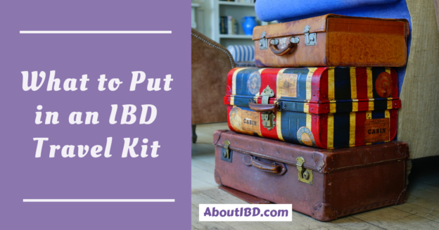 What to Put in an IBD Travel Kit