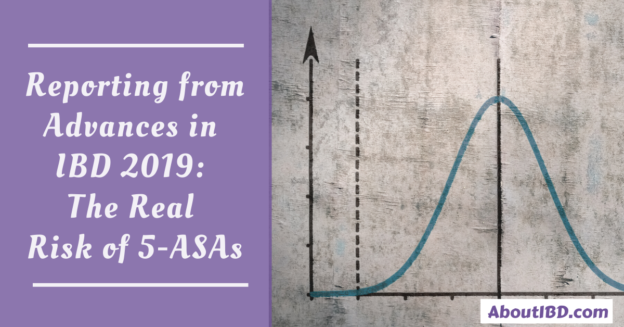 Reporting from Advances in IBD 2019 - The Real Risk of 5-ASAs
