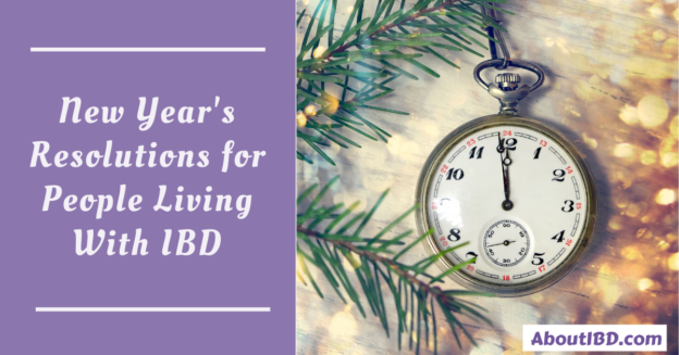 New Year's Resolutions for People Living With IBD