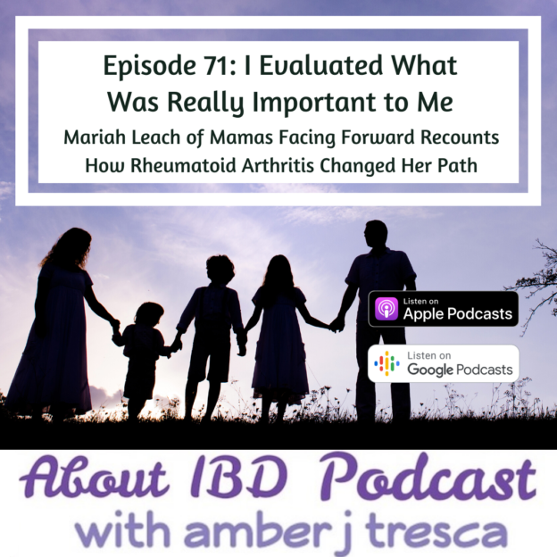 About IBD Podcast Episode 71 - I Evaluated What Was Really Important to Me