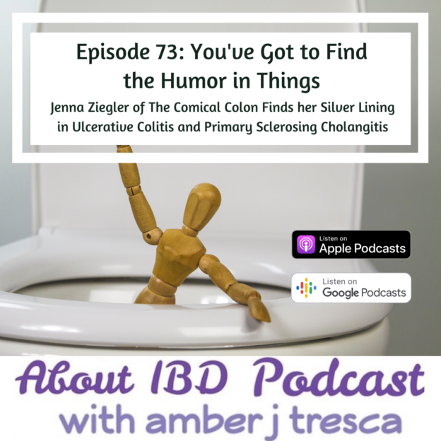 About IBD Podcast Episode 73 - You've Got to Find the Humor in Things