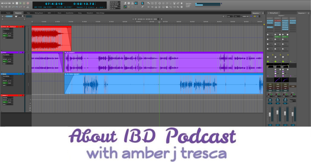 About IBD Podcast