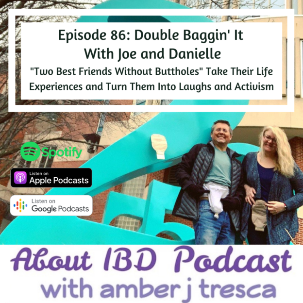 About IBD Podcast Episode 86 - Double Baggin' It With Joe and Danielle