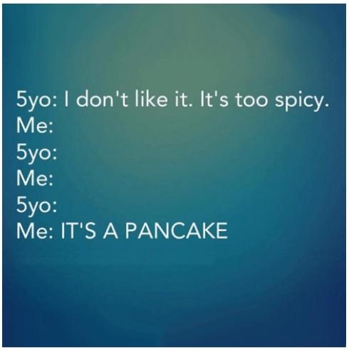 Pancake Meme