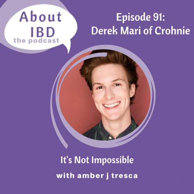 About IBD Podcast Episode 91 Cover